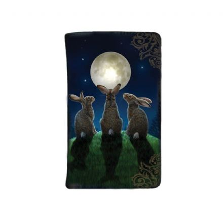 "Lisa Parker's ""Moon Shadows"" 14cm Purse"